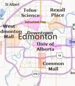 Hotels Near Rexall Centre Edmonton
