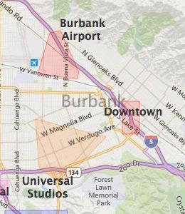 burbank ca hotels motels see all discounts. Black Bedroom Furniture Sets. Home Design Ideas