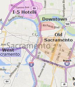 Downtown Sacramento Hotels Sacramento California Ca