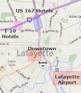 Lafayette La Hotels Amp Motels See All Discounts
