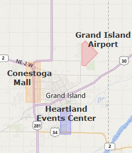 Grand Island Ne Hotels Near Airport
