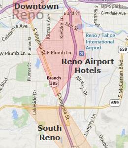 Reno airport gambling