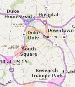Quality Inn and Suites Duke University Durham North