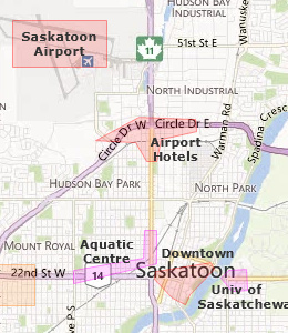 Hotels Motels Saskatoon Saskatchewan