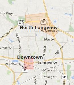 Downtown Longview Hotels Longview Texas Tx