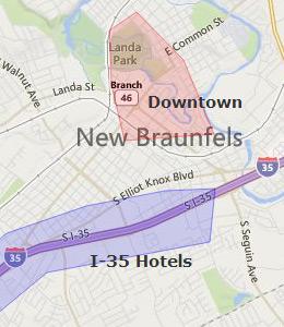 New Braunfels Texas Hotels Amp Motels See All Discounts