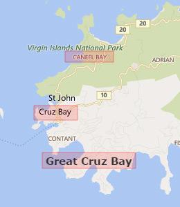 St johns virgin islands lodging