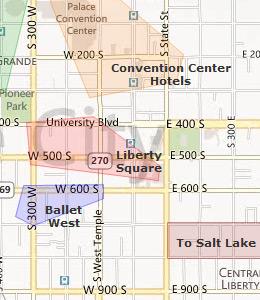 Downtown Salt Lake City Map - Map of Downtown Salt Lake City ... on map of highways in utah, map of things to see in utah, map of gold mines in utah, map of national parks in utah, map of farms in utah, map of military installations in utah, map of ski areas in utah, map of airports in utah, map of major cities in utah, map of hospitals in utah, map of gas stations in utah, map of haunted places in utah, map of zip codes in utah, map of trading posts in utah, map of ski resorts in utah, map of roads in utah, map of hotels guam, tours in utah, map of mountain peaks in utah, map of lakes in utah,