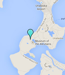 Map of Dutch Harbor, AK hotels