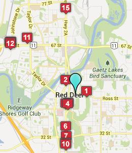 Hotels Red Deer Alberta