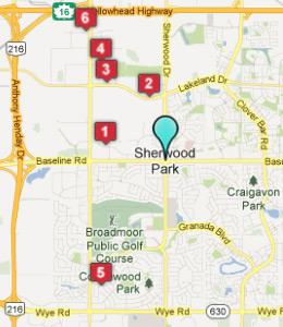 Hotels In Sherwood Park Edmonton Alberta