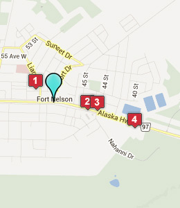 Fort Nelson Bc Hotels Motels