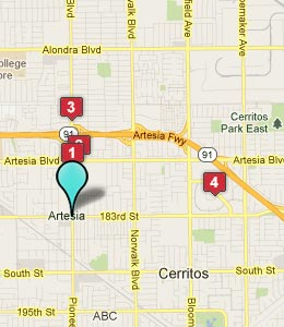 Hotels Near Artesia Ca