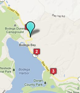 Bodega Bay Ca Hotels Motels