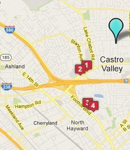 Hotels Near Castro Valley Ca