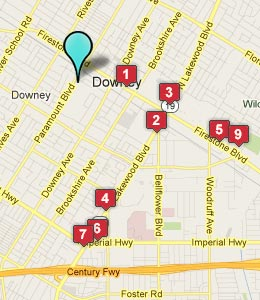 Downey Ca Hotels Cheap