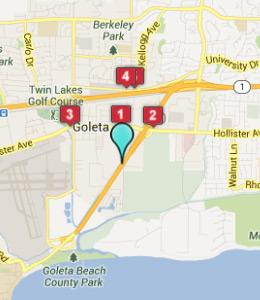 Goleta Motels Cheap