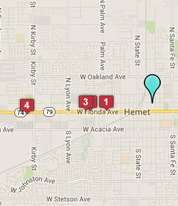 Hemet Ca Hotels Amp Motels See All Discounts