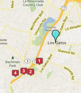 Los Gatos Ca Hotels Motels