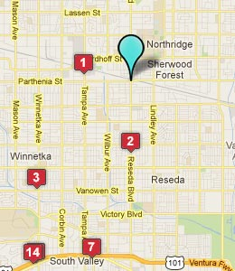 Motels In Northridge Ca