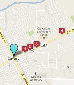 Motels In Oakdale Ca