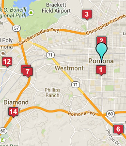 Hotels Near Western University Pomona Ca