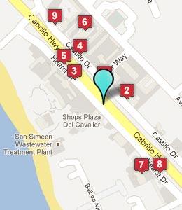 San simeon ca hotels motels see all discounts for Pet friendly hotels near hearst castle
