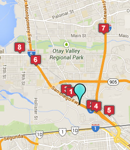 san go hotels near convention center map with San Ysidro Ca Hotels on Austin Texas Family Hotels together with Bart Powell St Station in addition 213956 as well Sidney 30515 additionally Attraction Review G187848 D2069614 Reviews Museo Francesco Gonzaga Mantua Province of Mantua Lombardy.