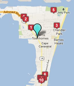 Cape Canaveral Fl Hotels Amp Motels See All Discounts