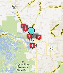 Waterfront Hotels In Crystal River Florida