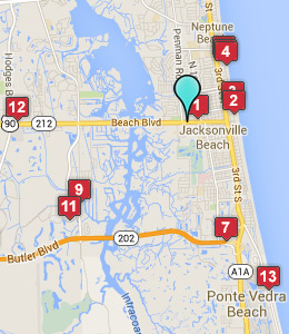 Motels Near Jacksonville Beach