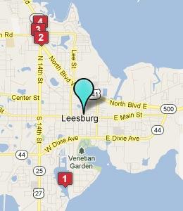 Leesburg Florida Map.26 Creative Leesburg Florida Map Bnhspine Com