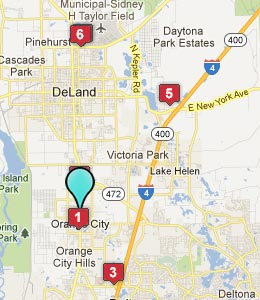 Orange City Fl Hotels And Motels