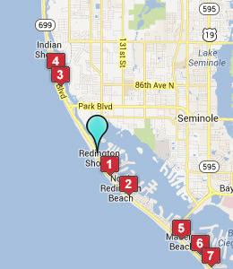 Motels In Redington Shores Florida