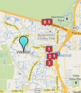 Best Hotels Weston Florida