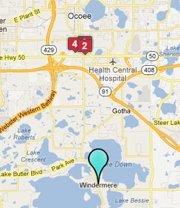 Hotels Near Windermere Fl