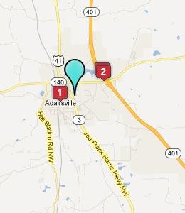 Hotels Near Adairsville Ga