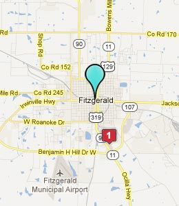 Fitzgerald GA Hotels Amp Motels  See All Discounts