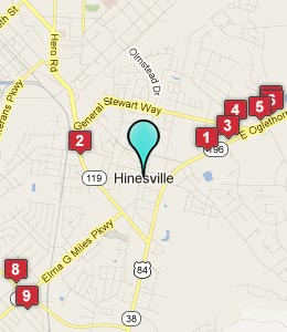 Cheap Hotels In Hinesville Ga