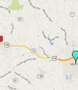 Hotels Amp Motels Near Monroe GA  See All Discounts