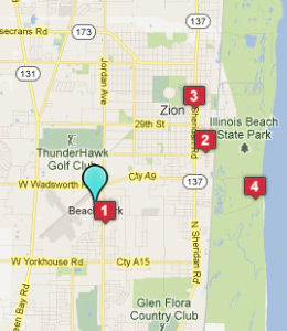 Hotels Amp Motels Near Beach Park IL  See All Discounts