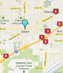 Restaurants Near Hines Va Hospital