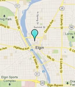 31 Awesome Elgin Illinois Map Swimnova