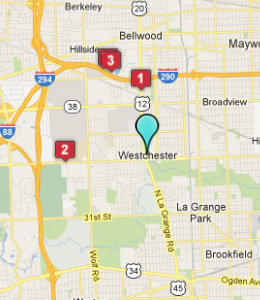 Westchester il hotels motels see all discounts for 200 royce blvd oakbrook terrace il 60181