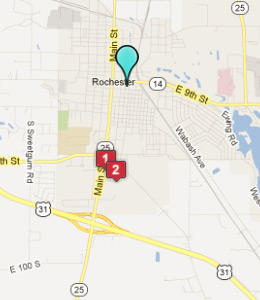 Rochester Indiana Hotels Amp Motels  See All Discounts