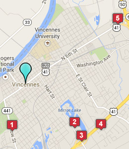 Vincennes Indiana Hotels Amp Motels  See All Discounts
