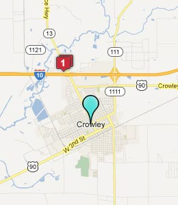 Crowley LA Hotels U0026 Motels - See All Discounts
