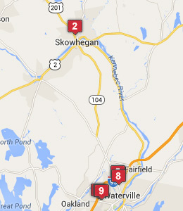 Motels Near Sugarloaf Maine