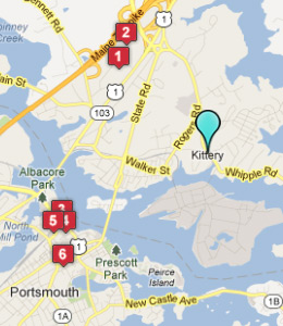 View the Outlets at Kittery Directory and Store roeprocjfc.gaon: US Route 1, Kittery, , ME.