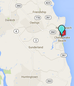 Chesapeake Beach Md Hotels Motels
